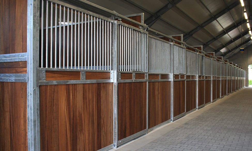 CHIO Aachen stables