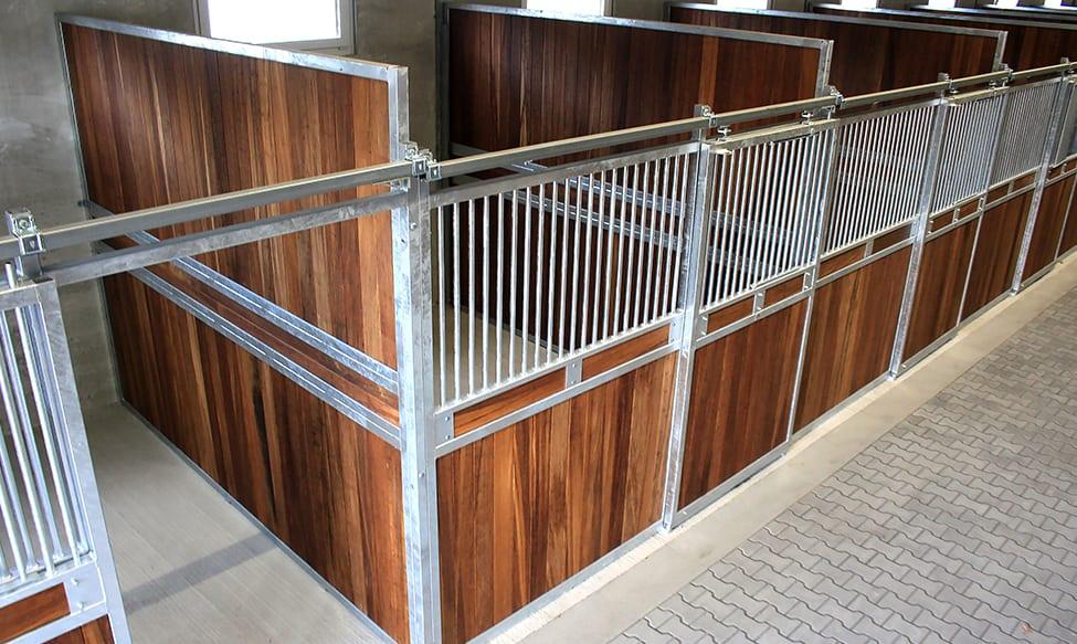 28 luxe paardenboxen voor CHIO Aachen