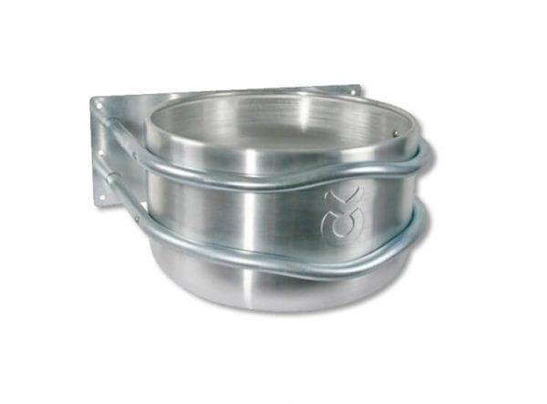aluminium voerbak