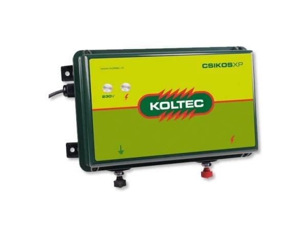 Weideklok voor elekrtische afrastering csikos-xp Koltec