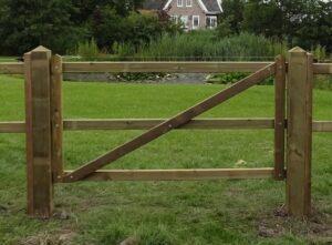 Goede Houten Poorten   Ruim aanbod   Rutjes Paardenboxen QW-84