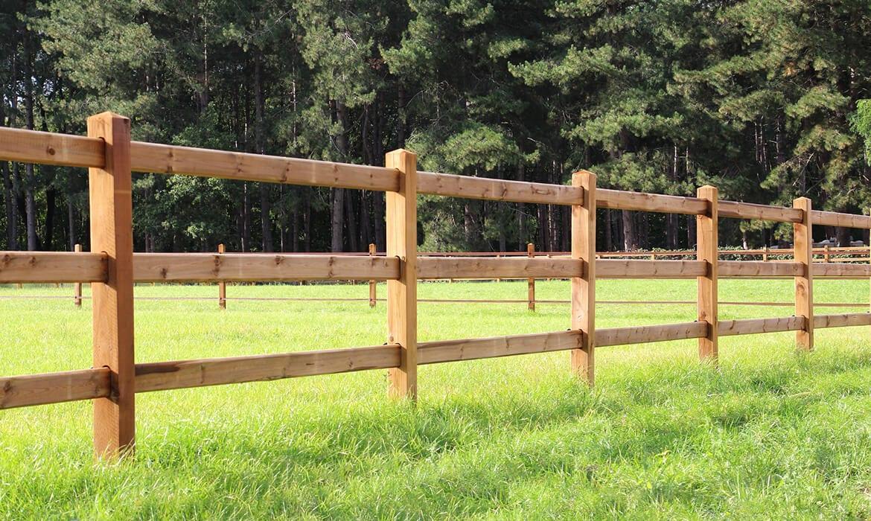 Weide paddocks gecombineerd met luxe stalinrichting